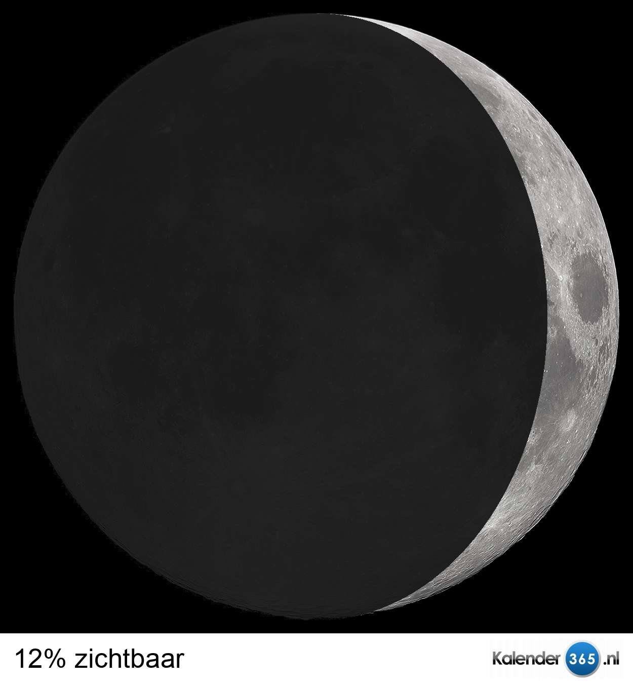 maan eerste kwartier